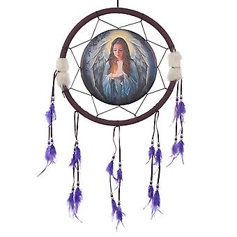 Decorative Guardian Angel 34cm Dreamcatcher X 1 Pack