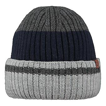 Barts Bykle Beanie - Heather Grå