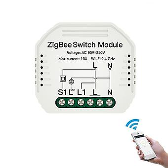 Smart Light Switch Module,  Smartthings Required App Remote Contro