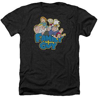 Family Guy Family Fight T-shirt