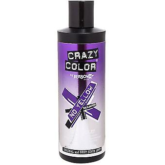 Renbow Crazy Color No Yellow Hair Shampoo - Ultraviolet 250ml