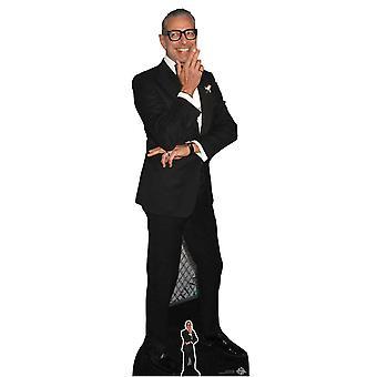 Jeff Goldblum Black Suit Lifesize  Cardboard Cutout / Standee
