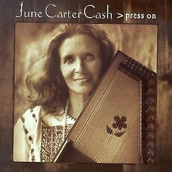 June Carter Cash - Press on [CD] USA import