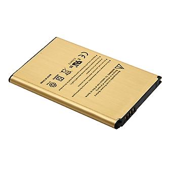 Voor LG K10 / F670L / S / K BL-45A1H 2850mAh Hoge capaciteit Gold Oplaadbare Li-Polymer batterij