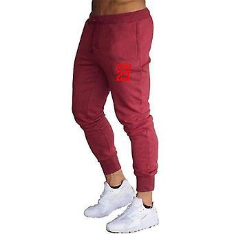 Muži Ležérne Jordánsko dlhé nohavice tepláky pre telocvičňu / šport / cvičenie / bežci