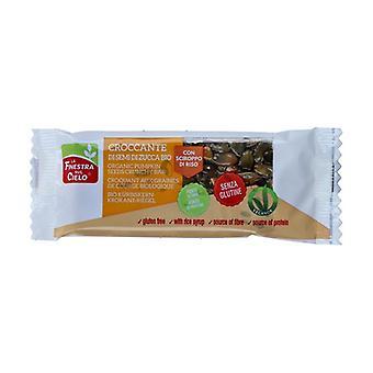 Glutenfri pumpa frö crunch 25 g