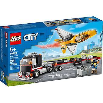 LEGO 60289 النقل الجوي شوجت