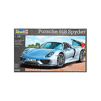 Revell Porsche 918 Spyder Model Kit 1:24  07026