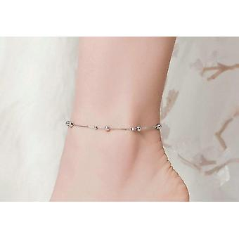 Round Beads Anklet