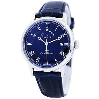 Orient Star Elegant Classic Automatyczna rezerwa chodu Sel09003d0 El09003d Męski zegarek