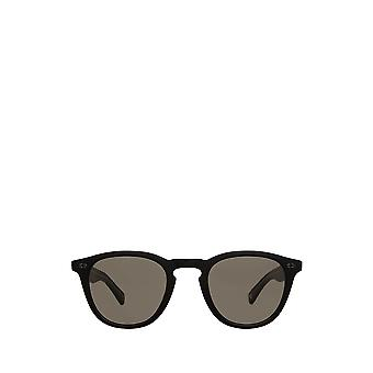 Garrett Leight HAMPTON X SUN matte black male sunglasses