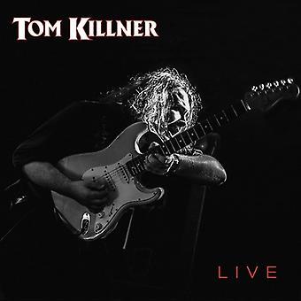 Tom Killner - Live [CD] USA import