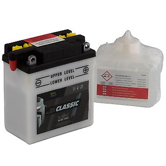 intAct CB3L-A Classic Bike-Power Battery With Acid Pack