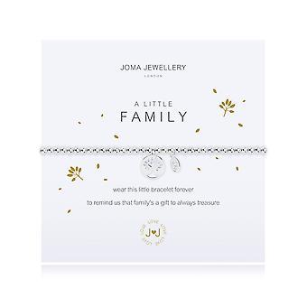 Joma Sieraden Een kleine familie armband 2077