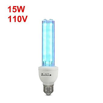 Germicidal Light Uv Quartz Tube 15w 25w Uvc Ultraviolet Lamp Remote