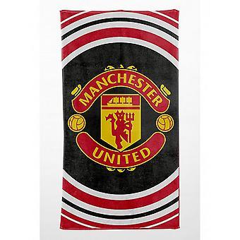 Manchester United FC Pulse Beach Towel