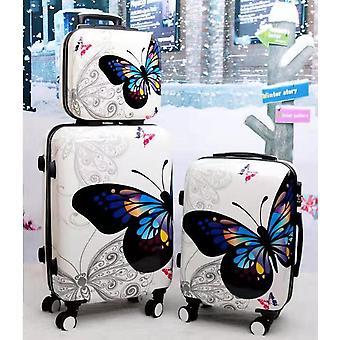 Perhonen rullaava matkalaukkusarja