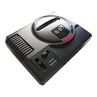 Sistema Génesis de bits de consola Sega (negro)
