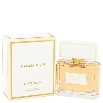 Dahlia Divin Eau De Parfum Spray por Givenchy 2.5 oz Eau De Parfum Spray