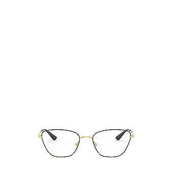 Vogue VO4163 top black / gold female eyeglasses