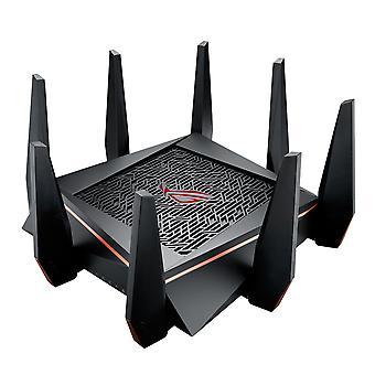 Asus rog rapture gt-ac5300 ac5300 ai mesh tri-band 4 x 4 gaming wi-fi roteador com 8 portas gigabit gam