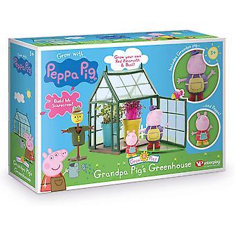 Peppa Pig Abuelo Pig's Invernadero Grow & Play Set