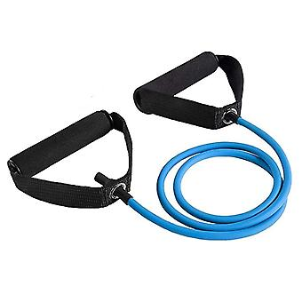 Resistance Bands With Handles Yoga Elastic Fitness Exercise Tube Band