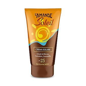 Medium Protection Sun Cream Spf 25 150 ml of cream