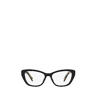 Prada PR 19WV black female eyeglasses
