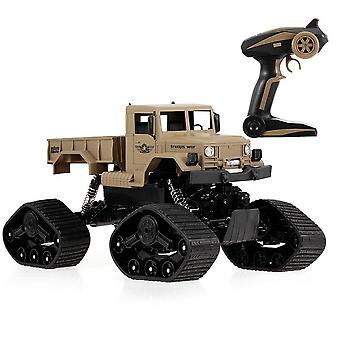 1/12 2.4G 4wd off-road rtr rc military car electric snow rock crawler for kids