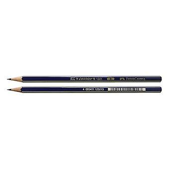 Pencils Faber-Castell GoldFaber 1221 B Graphite (12 pcs) (Refurbished A)
