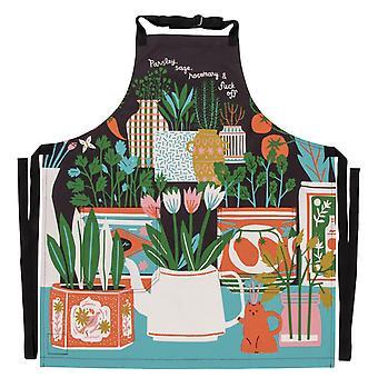 Blue q - parsley, sage, f*ck off cooking apron