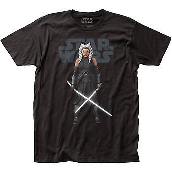 स्टार वार्स मंडलोरियन अहसोका तानो टी-शर्ट