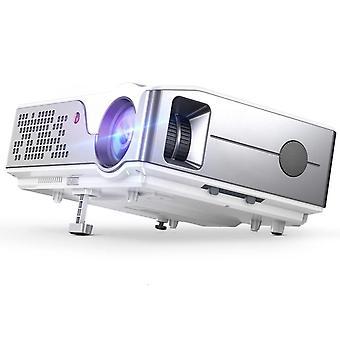 Full Hd -projektori suurelle näytölle, 3d Video 1920 X 1080p Wifi Connectilla