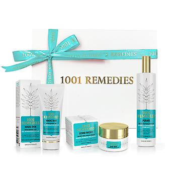 Relaxation gifts with room spray,  sleep balm & acne cream 100% natural & vegan, made in france