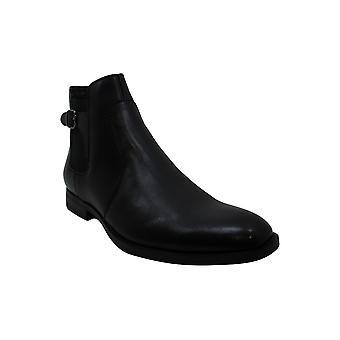 Alfani Men's Zapatos Ramon Chelsea bota cuero cerrado toe tobillo Chelsea botas