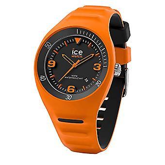 Ice-Watch - P. Leclercq Neon Orange - Miesten kello silikonihihnalla - 017601, Keskikokoinen, Oranssi