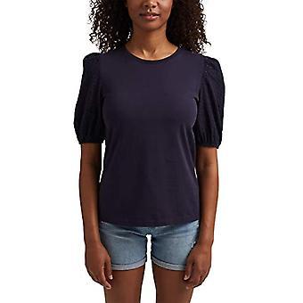 edc av Esprit 031CC1K305 T-Shirt, 400/Navy, M Kvinna