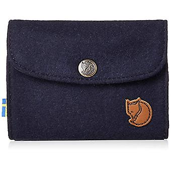 Fjallraven Norrv ge Wallet, Unisex Adult Wallet, Unisex - Adult, 23337, Blue, One Size