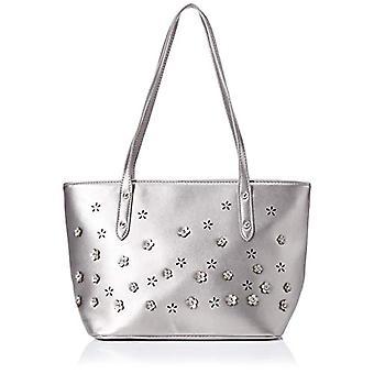 N.V. Bags 480, Grab Woman, Pewter, MEDIUM