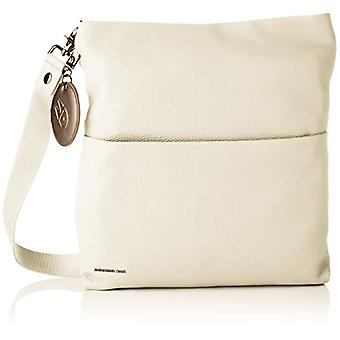 Mandarin Duck Mellow Leather, Bolso de Mujer, Blanco Hueso, One Size(7)