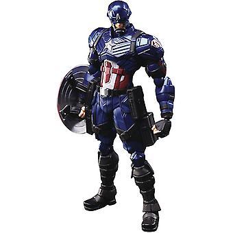 Marvel Universe Variant Bring Arts Captain America USA import