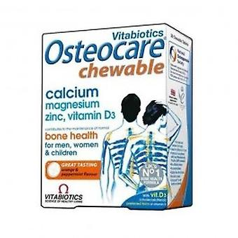Vitabiotics - Osteocare kauwtabletten 30 VTabs