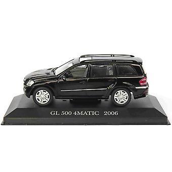 מרצדס בנץ GL 500 4Matic (2006) Diecast מכונית דגם