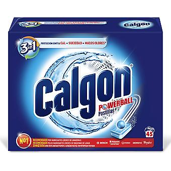 Calgon Powerball 3in1 Antical Washer Tablets 45 Tablets