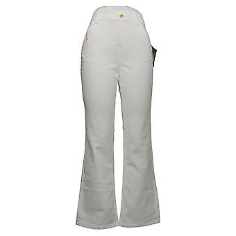 We By Living In Yellow Women's Pants Perfect Denim Jegging White 744201