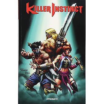 Killer Instinct Vol. 1 Paperback