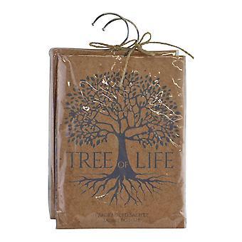 Zestaw 2 drzew życia, saszetki zapachowe drzewa sandałowego