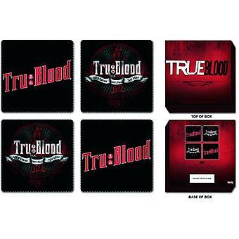 True Blood - Mixed Coaster Set