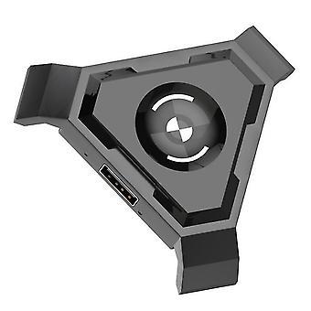 Κινητός ελεγκτής USB πληκτρολογίου προσαρμοστών Bluetooth, μετατροπέας ποντικιών πληκτρολογίου παιχνιδιών